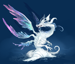 Seath the Scaleless by Kimbia28