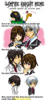 vampire knight meme by shrimpHEBY