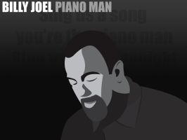Billy Joel - Piano Man by stevenapex