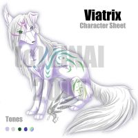 Viatrix Debut by linai