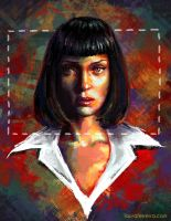 Mia Wallace by Laura-Ferreira