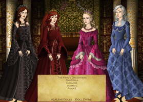 The King's Daughters by FaiLymForever