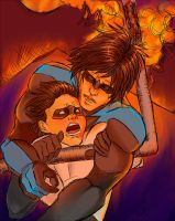 Wake Up, Nightwing by none-of-the-sort