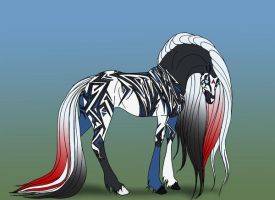 Mare: Zzyzx -right side- by DemiWolfe