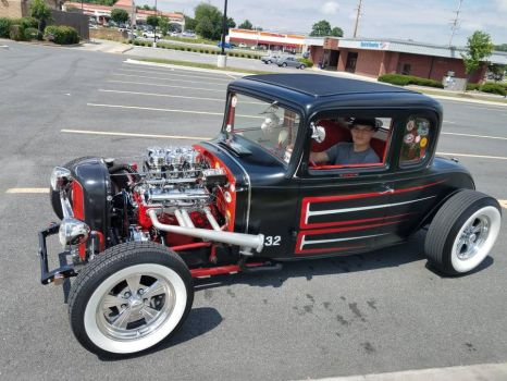1932 Chevy  by HemiLover35001213