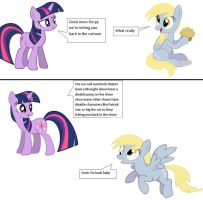 Derpy has be saved by batman0889