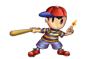 N.V.C Conceptual: Ness by Chicaaaaa
