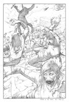Ryder on the Storm 2 Pencils by FlowComa