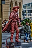 Living statue 2 by forgottenson1
