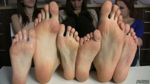 Hania threesome soles by lowerrider