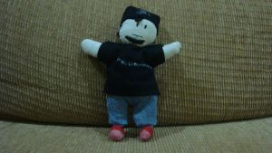 Plushie Ghim by whosname