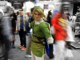 Link Cosplay by maxari4