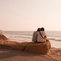 young lovers in israel by wiremu
