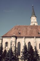 Gothic church by DeannaAsDiana