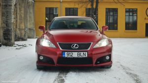 Lexus IS-F by ShadowPhotography