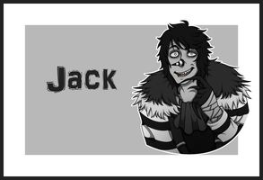 Laughing Jack by ProxyComics