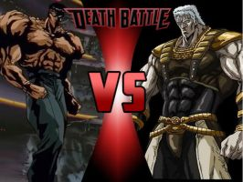 Younger Toguro vs Raoh by ToxicMouse77