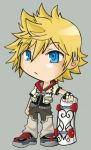 KH2-Chibi Collection.:Roxas:. by Ainu