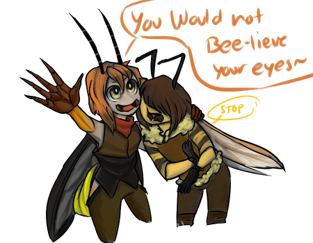 You Would Not Believe Your Eyes by Dasher-Flash