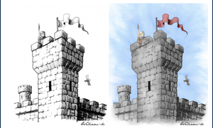 Tower by wiliam-bc