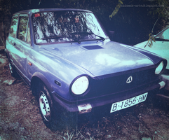 Autobianchi A112 Elite - 1980 by nadamas