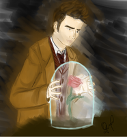 The Doctor and the Rose by PikiPiu