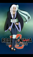 Naruto the Movie: Road to Ninja. OC:Erai Kogarashi by Freecreator