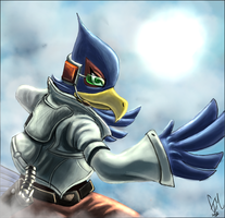 Falco by DrManiacal