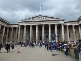 The British Museum, London by photodash
