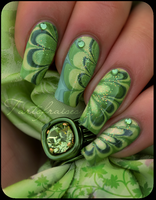 spring water marble 2 by Tartofraises