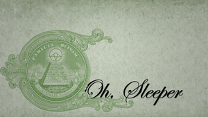 Oh, Sleeper Seal by No121Else