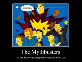 The Mythbusters by finalverdict