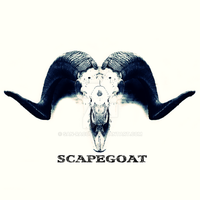 Scapegoat CD Cover Try by San-Racoon