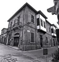Corner Building, N. Lefkosia by alimuse