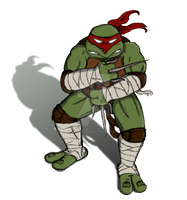 Raph by HarryWatson