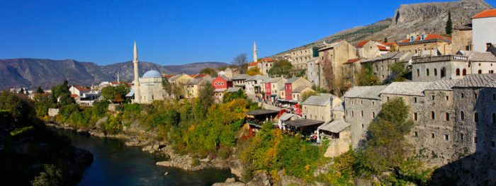Mostar. by axqulo