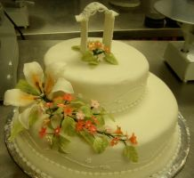 Wedding Cakes by Heavensshortie