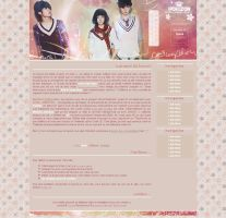 Layout 13 -SHINee- by Min-Jung