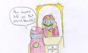 V-Day: King Dedede and...what? by Nintendo-Fighter