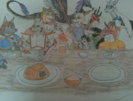Happy Thanksgiving 2014! by Ardor3226