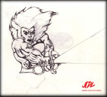 lion-o by 71ADL17