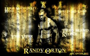 Randy Orton by TheEpicFailArtist