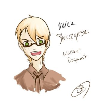 Preview of my Babu for the SnK RP thing by XxFluffyShortcakexX