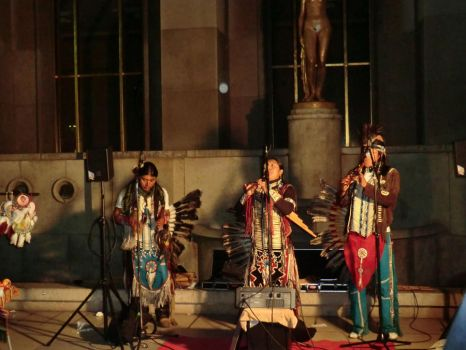 North american indians? by skydivergirl