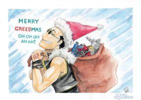 Merry Greedmas_FMA by C0y0te7