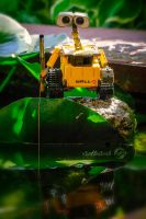 fishing trip - Wall.E by strehlistisch