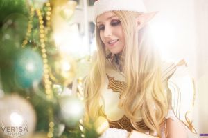 Lineage II cosplay - Happy New Year by ver1sa
