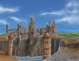 Prince of Persia by imonh