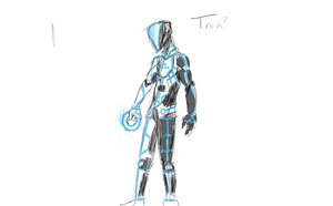 Tron by Hysterio0