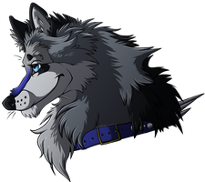 Zillan Headshot by color-freak1